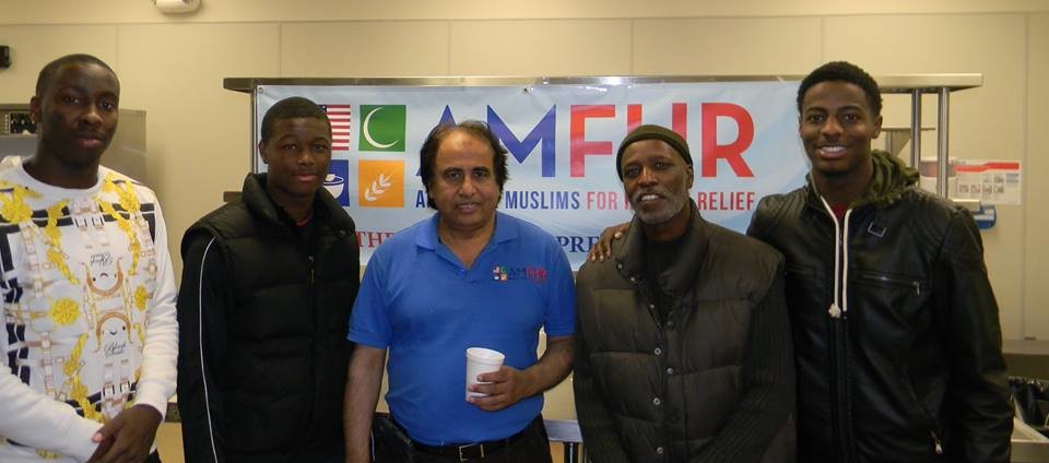 American Muslims For Hunger Relief