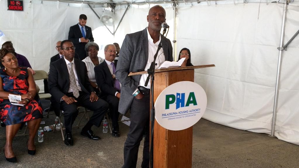 PHA Ribbon-cutting